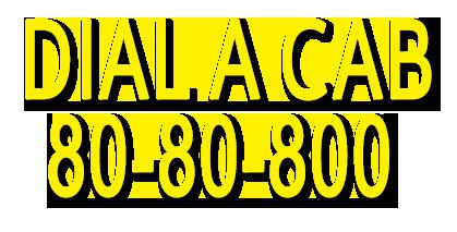 Dublin Dial A Cab Logo